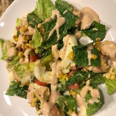 CHRISSY TEIGEN'S COBB SALAD